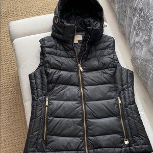 Euc Michael Kors black vest